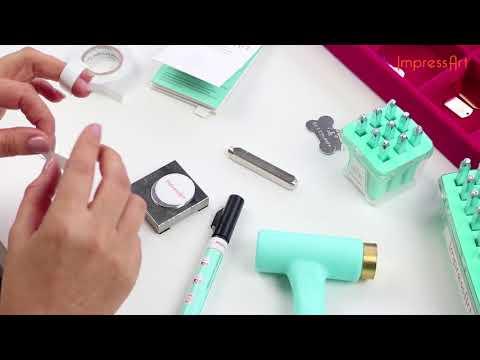 ImpressArt Tutorials | Stamping blanks Video