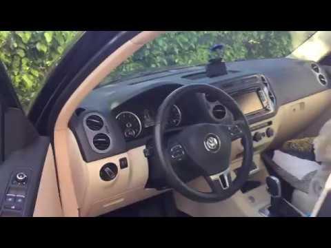 Volkswagen tire pressure (TPMS) light reset | SIMPLE | VW TIGUAN