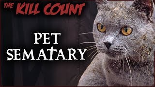 Download Pet Sematary (1989) KILL COUNT Video
