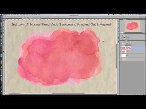 Watercolor Spot Textures part1