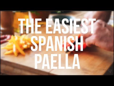 The Easiest Spanish Paella - The 60 Second Chef