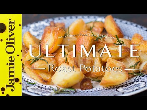 The Ultimate Roast Potatoes | Gizzi Erskine - in 2K