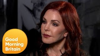 Priscilla Presley Admits Elvis Could Never Have Beaten His Demons   Good Morning Britain