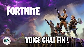 01 46 fix fortnite voice chat season 8 - how to chat in fortnite