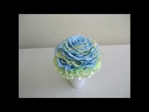 Rose Dougo Workshop - combine 10 preserved roses to 1