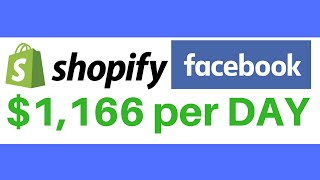 How to Promote Shopify on Facebook