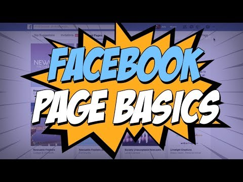 Setting Up a Facebook Page | Setting Up a Facebook Business Page | Fb Ads For Shopify