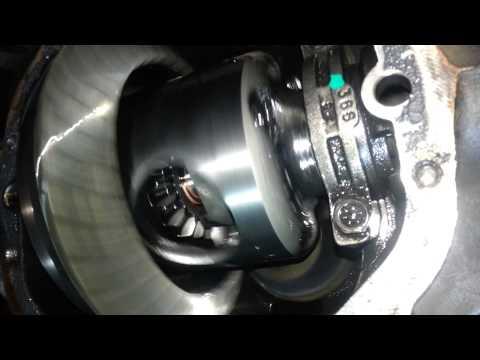 1500 Silverado differential problem