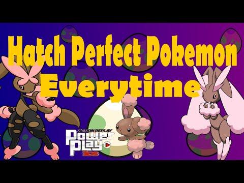 Pokemon Omega Ruby Alpha Sapphire Power Saves Tutorial: How To Make Perfect Pokemon Eggs