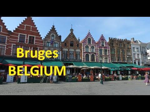 BMW r1200gsa London to Bruges day trip