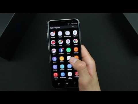 Samsung Galaxy S8/S9: Enable Developer Options & USB Debugging