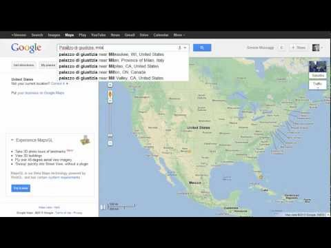 How to find latitude and longitude in Google Maps (25 seconds quick vid)