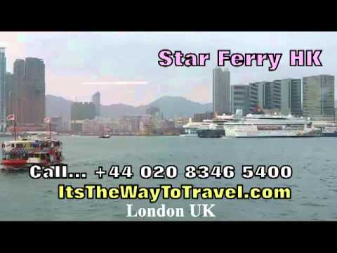 Star Ferry Hong Kong [Executive Business Travel Agent] Its The Way To Travel
