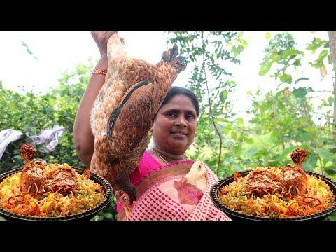 Chicken Biryani || Country Chicken Biryani || Country foods