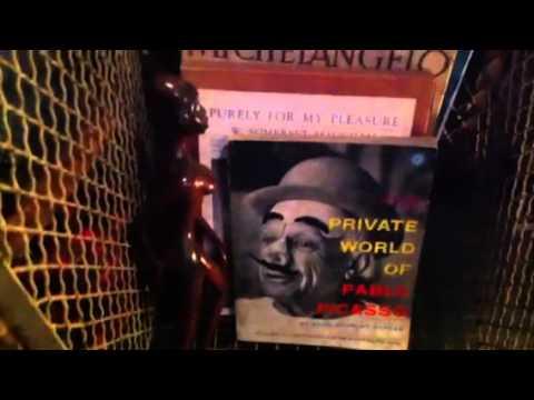 Vintage Industrial Cage Locker