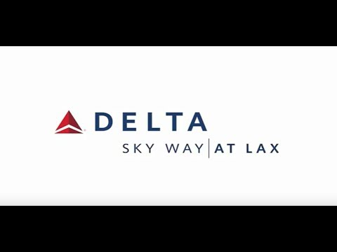 Delta Sky Way at LAX – Building the Terminal of the Future