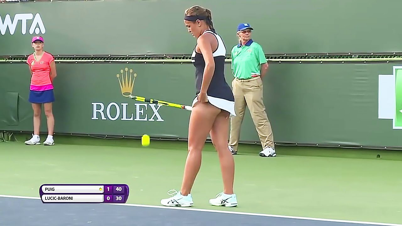 10 FUNNIEST MOMENTS IN TENNIS HISTORY