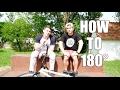 HOW TO 180 ft. Beniipowa