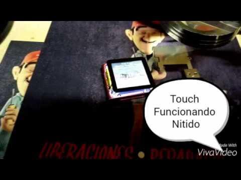 Ipod mini nano 6ta generación reparar audio