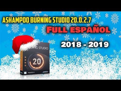 Descargar e Instalar Ashampoo Burning Studio 20 Full Español