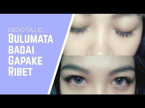 REVIEW: Tanam Bulu Mata (Eyelashes Extension)