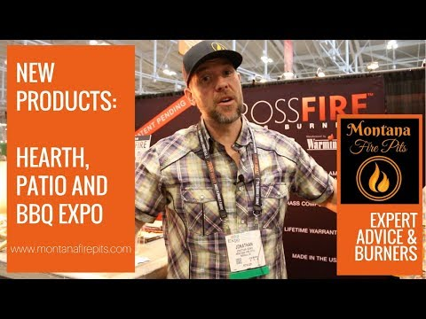 New Products - Warming Trends Crossfire Burners - HPBexpo