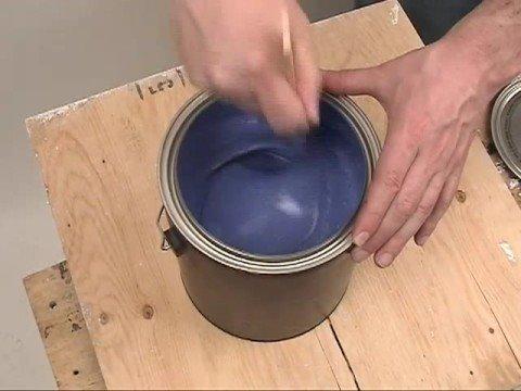 How To Use Homax® Paint Hardener