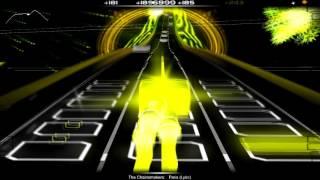 The Chainsmokers - Paris | Audiosurf
