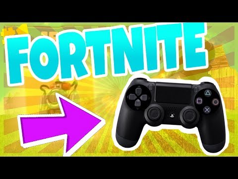 FORTNITE DUOS WITH CONTROLLER ON PC