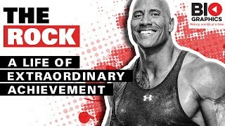Dwayne Johnson (The Rock): A Life of Extraordinary Achievement