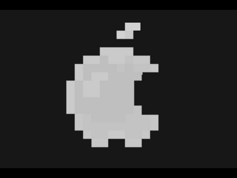 How to make an Apple iPad in Minecraft