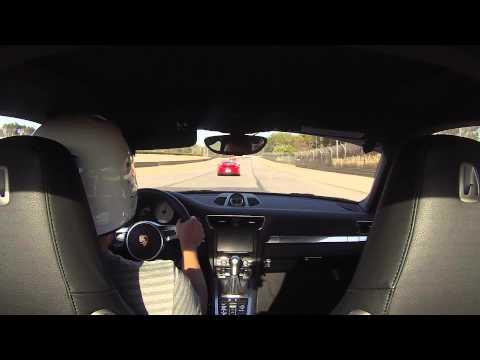 Porsche Sport Driving School 911 (991) Carrera S Manual