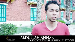 Enactus Suez Elections