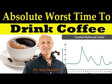 Absolute Worst Time to Drink Your Coffee - Dr Alan Mandell, DC