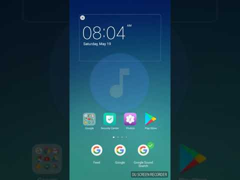 how to show google search bar on oppo mobile