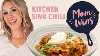 Kitchen Sink Chili Mac with Bev Weidner | Mom Wins
