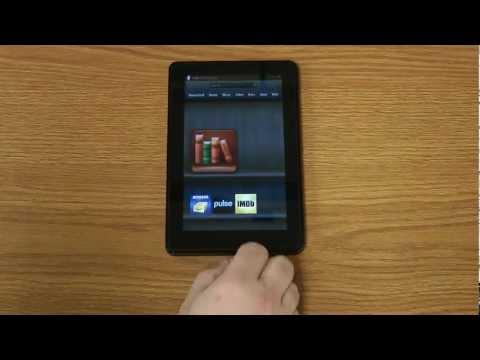 Epub Ebook to Amazon Kindle Fire