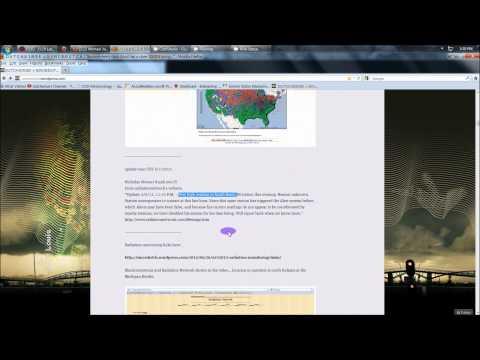 6/8/2012 -- Indiana Michigan Radiation UPDATE -- Military, DHS, HAZMAT, Large Booms