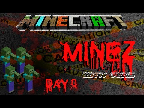 Minecraft | Zombie Survival | Day Zero | Eddie Arrives