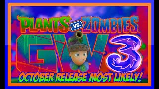 May 5th Vase Break! GW3 Arcade Hope! Plants vs Zombies Garden