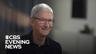 Tim Cook on immigration, tariffs and spending too much time on our phones