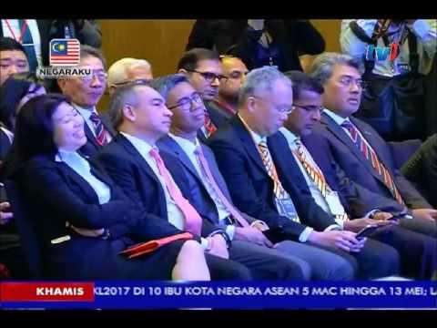 MAYBANK, CIMB, ANT FINANCIAL TAWAR PERKHIDMATAN ALIPAY DI MALAYSIA [23 MAC 2017]