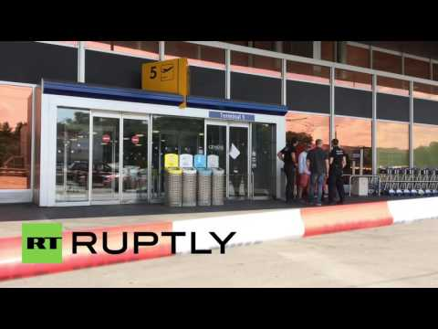 Switzerland: Geneva airport heightens security after phone call threat