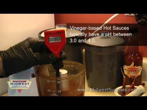 How to make Hot Sauce - using dried peppers