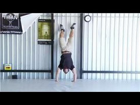 Building Muscles & Strength : How to Build Upper Strength for Gymnastics