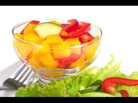 Mango salad recipe thai