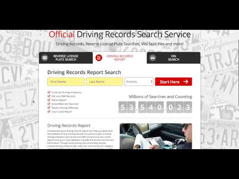 How To Get Your Arizona Driving Record Fast And Easy