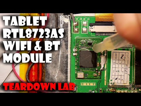 TDL- Tablet RTL8723AS WIFI & BT Module