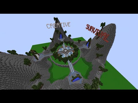 Minecraft Speed Build - Server Hub