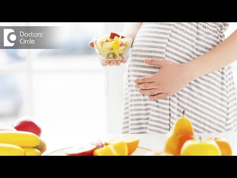 Nutrients you need while pregnant to help your baby grow - Dr. Anitha Prasad